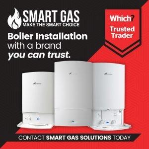 New combi boiler installed in edinburgh