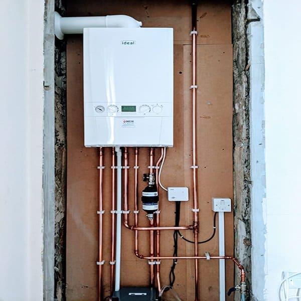Boiler replacement Edinburgh
