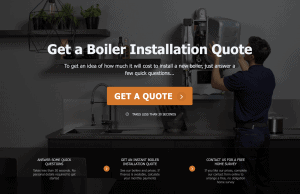 Instant Online Boiler Installation Quote From Smart Gas Solutions Edinburgh